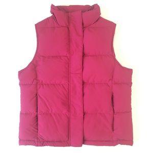 LL Bean Goose Down Vest